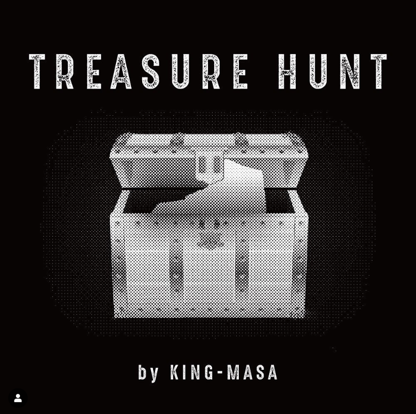 TREASURE HUNT by KING MASA