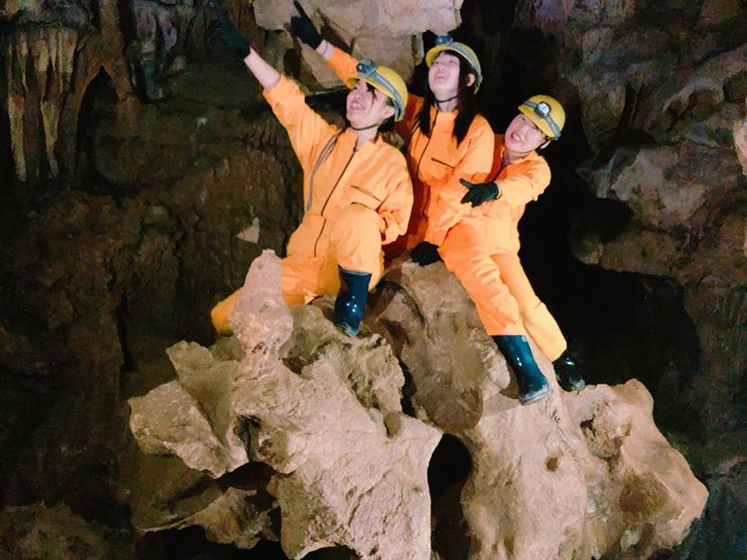 龍河洞冒険コースイメージ