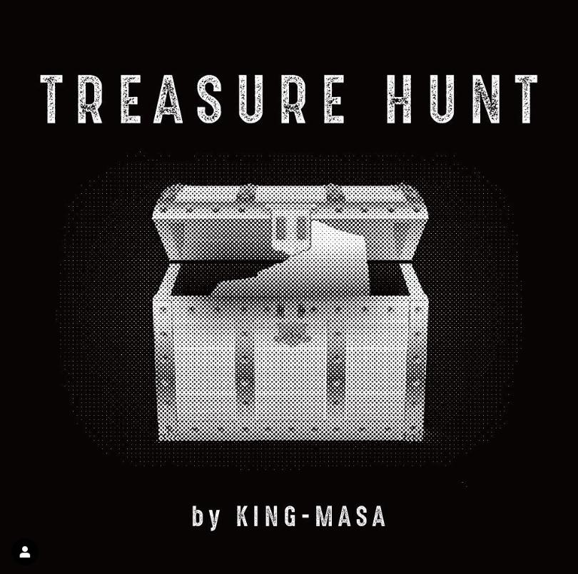 TREASURE HUNT by KING MASA